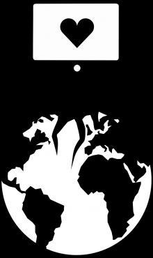 Reichweite weltweit